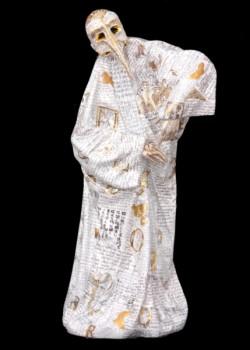 Álló maszkos figura 15032000 POEM-1